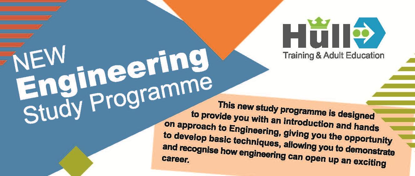 Engineering Study Programme Level 1 image